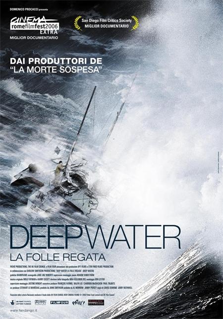 La Locandina Italiana Di Deep Water 95115
