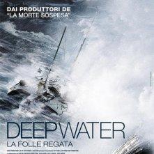 La locandina italiana di Deep Water