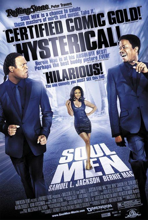 Nuovo Poster Per Il Film Soul Men 95062