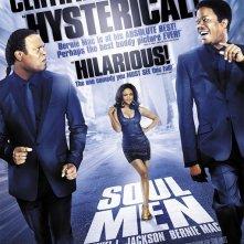 Nuovo poster per il film Soul Men