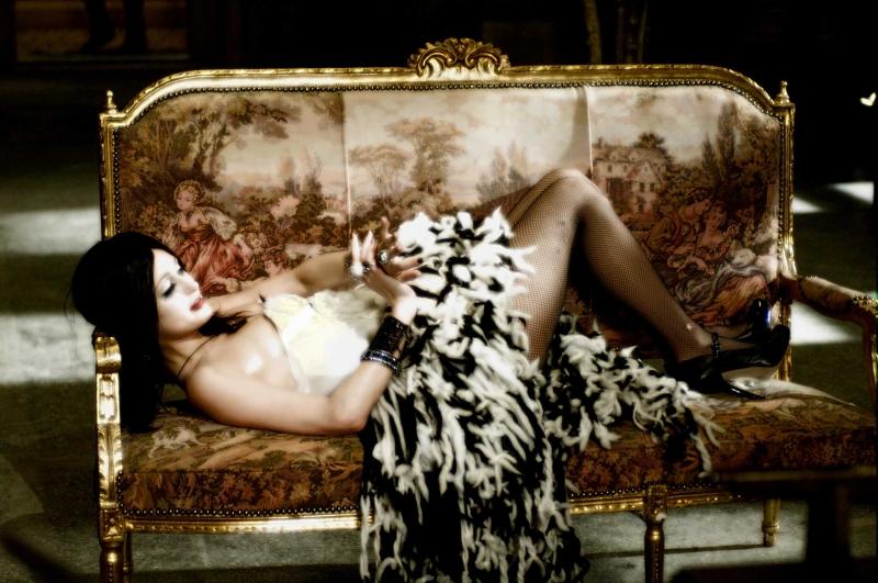 Paris Hilton In Una Scena Del Film Repo The Genetic Opera 95159