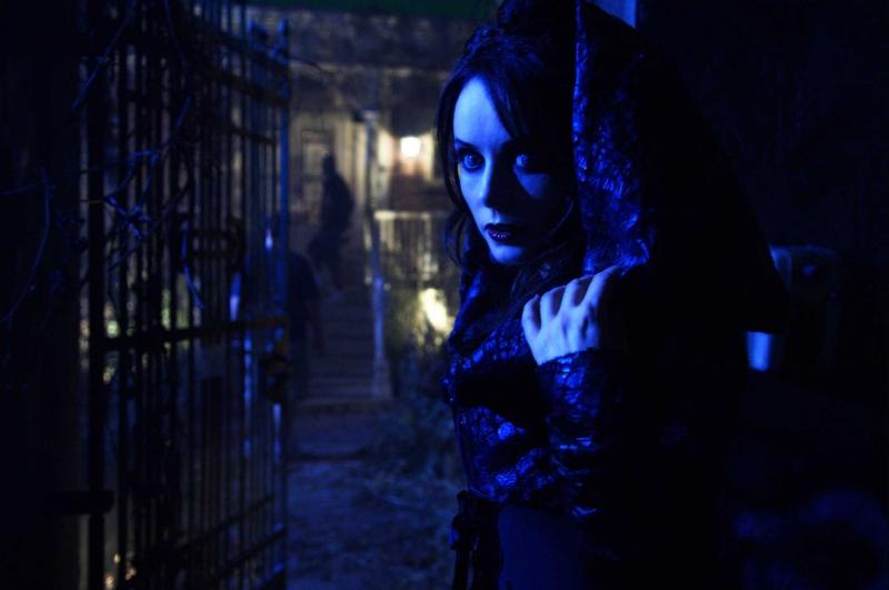 Sarah Brightman In Una Scena Del Film Repo The Genetic Opera 95163