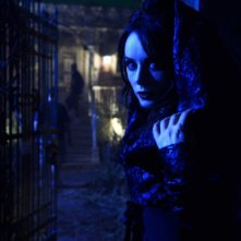 Sarah Brightman in una scena del film Repo! The Genetic Opera
