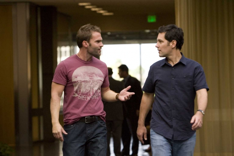 Seann William Scott E Paul Rudd Sono I Protagonisti Del Film Role Models 95180