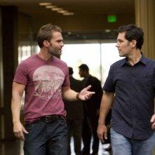 Seann William Scott e Paul Rudd sono i protagonisti del film Role Models