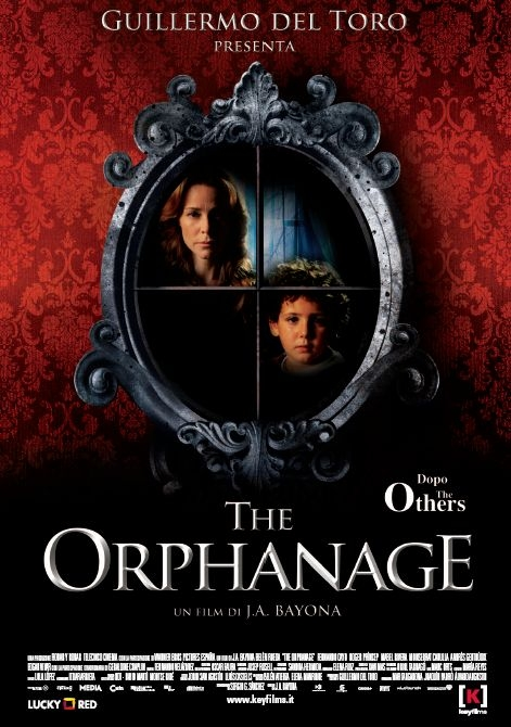 Seconda Locandina Italiana Di The Orphanage 95140