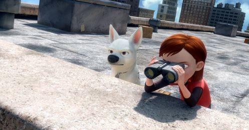 Un Immagine Del Film Bolt Prodotto Dalla Disney 95081