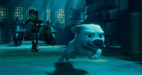 Un Immagine Di Bolt Il Super Cane Della Disney 95082