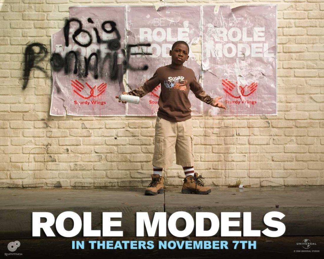 Un Wallpaper Del Film Role Models Con Bobb E J Thompson 95192