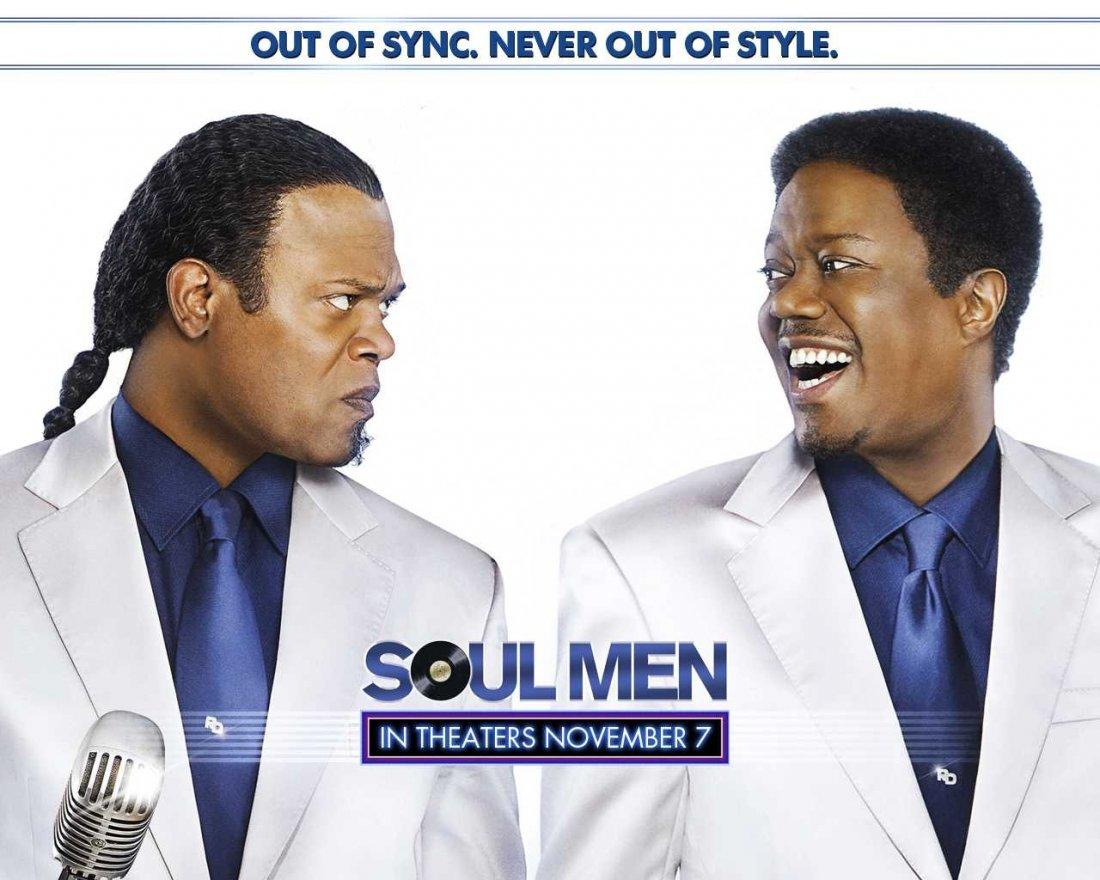 Un Wallpaper Del Film Soul Men Con Samuel L Jackson E Bernie Mac 95156