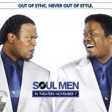 Un wallpaper del film Soul Men con Samuel L. Jackson e Bernie Mac