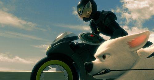 Una Scena Del Film Bolt Il Nuovo Film D Animazione Targato Disney 95085