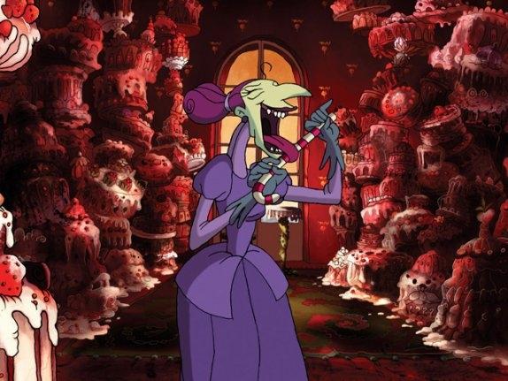 Una Scena Del Film D Animazione Tiffany E I Tre Briganti 95101