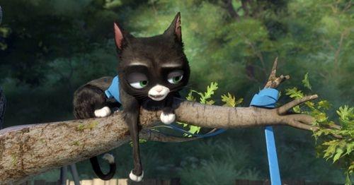 Una Scena Di Bolt Il Nuovo Film D Animazione Disney 95084