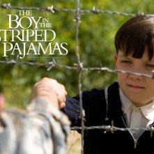 Wallpaper del film Il bambino con il pigiama a righe con Asa Butterfield