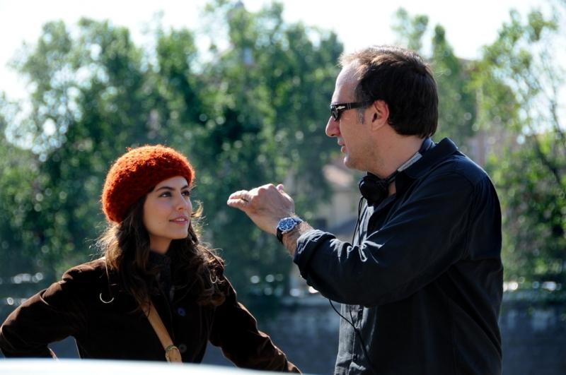 Alessandra Mastronardi E Stefano Sollima Sul Set Di Romanzo Criminale La Serie 95321