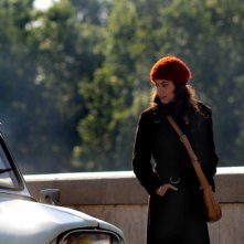 Alessandra Mastronardi nel quarto episodio di Romanzo Criminale - La serie