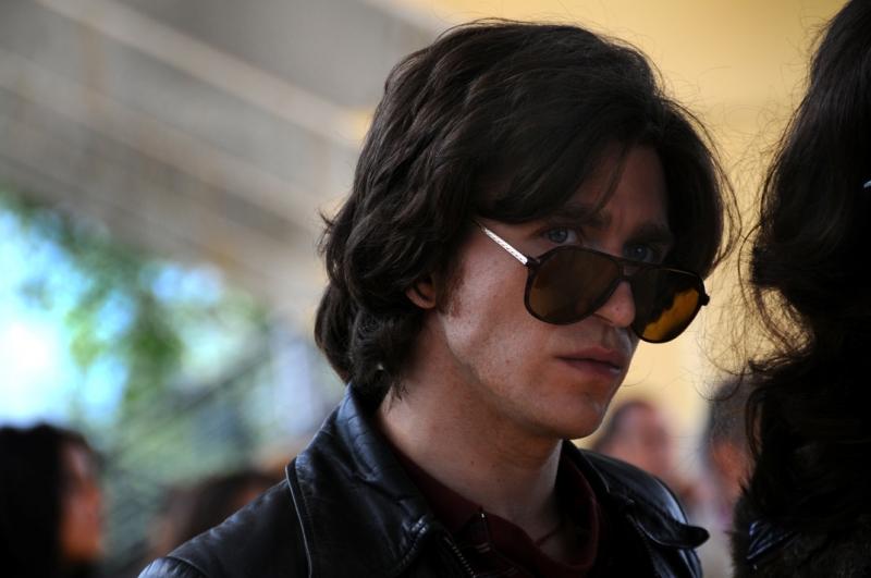 Alessandro Roja In Una Scena Di Gruppo Del Terzo Episodio Di Romanzo Criminale La Serie 95257
