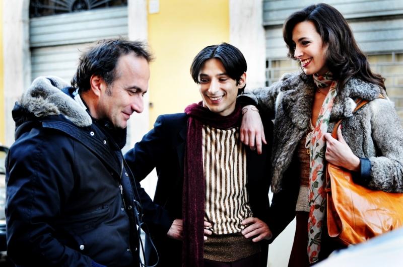 Daniela Virgilio E Stefano Sollima Sul Set Di Romanzo Criminale La Serie 95332