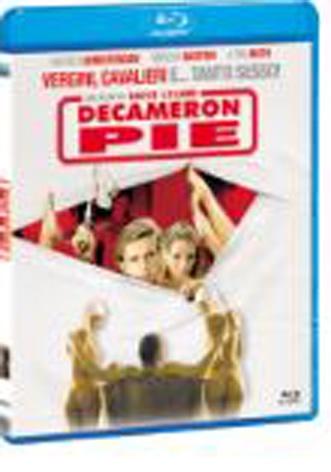 La Copertina Di Decameron Pie Blu Ray 95465