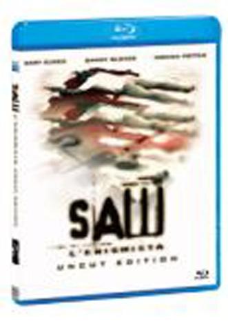 La Copertina Di Saw L Enigmista Blu Ray 95467