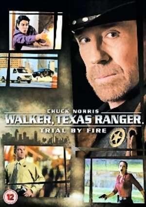 La Locandina Di Walker Texas Ranger Processo Infuocato 95406