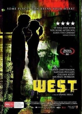 La Locandina Di West 95401