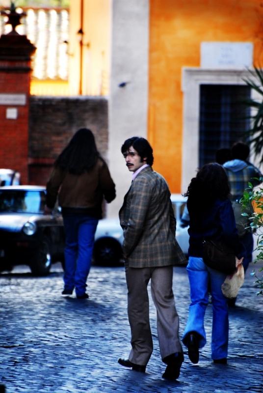 Marco Bocci In Un Momento Del Settimo Episodio Di Romanzo Criminale La Serie 95312