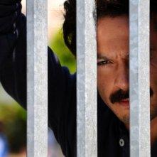 Mauro Meconi in una scena del sesto episodio di Romanzo Criminale - La serie