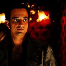 Riccardo De Filippis in momento dell'ottavo episodio di Romanzo Criminale - La serie