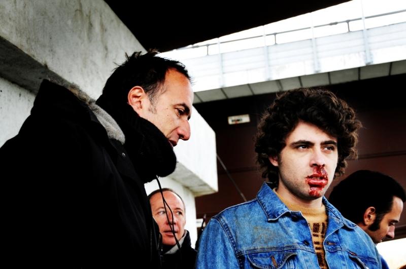 Stefano Sollima E Roberto Infascelli Sul Set Della Serie Televisiva Ispirata A Romanzo Criminale 95340