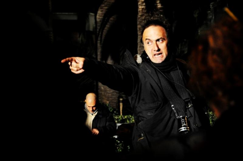 Stefano Sollima Sul Set Della Fiction Tv Ispirata Al Film Romanzo Criminale 95337