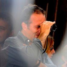 Stefano Sollima sul set della serie ispirata al film Romanzo Criminale