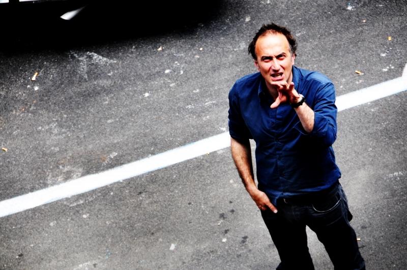 Stefano Sollima Sul Set Di Romanzo Criminale La Serie 95334