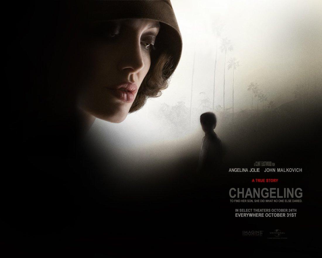 Un Wallpaper Del Film Changeling Con Angelina Jolie 95454