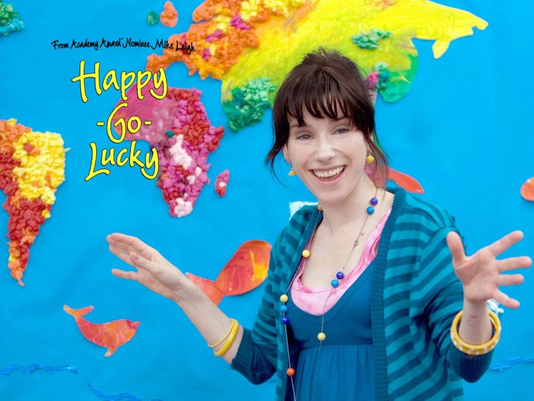 Un Wallpaper Del Film Happy Go Lucky La Felicita Porta Fortuna Con Sally Hawkins 95439