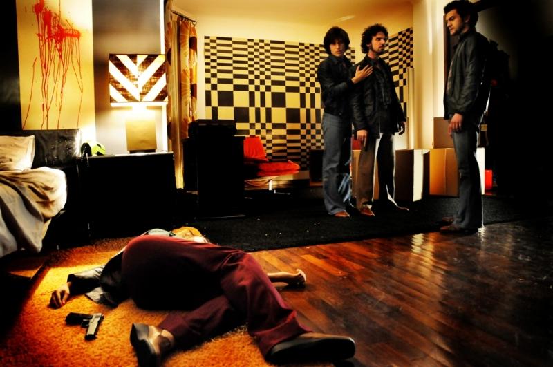 Una Scena Del Quinto Episodio Di Romanzo Criminale La Serie 95275