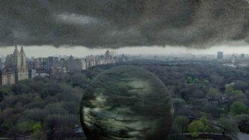 Una scena di Ultimatum alla Terra