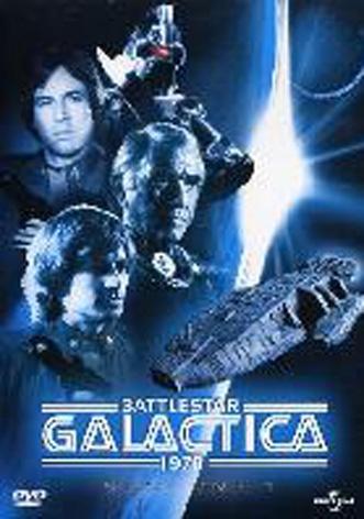 La Copertina Di Battlestar Galactica Dvd 95504