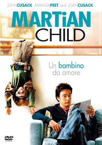 La Copertina Di Martian Child Un Bambino Da Amare Dvd 95500