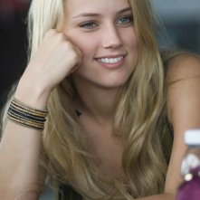 Amber Heard è Baja Miller nel film Never Back Down