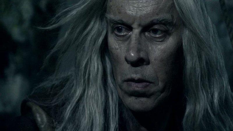 Bruce Spcence E Il Mago Zedd Nella Serie Legend Of The Seeker Episodio Prophecy 95545