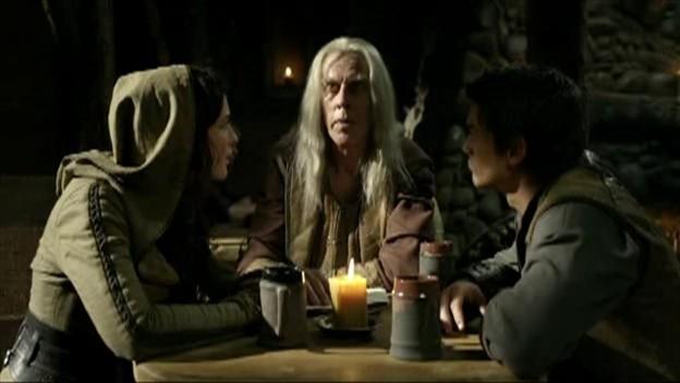 Craig Horner Bridget Regan E Bruce Spence Nell Episodio Bounty Della Serie Tv Legend Of The Seeker 95665