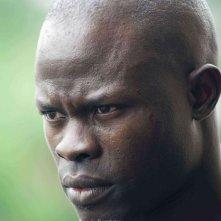 Djimon Hounsou in una scena del film Never Back Down