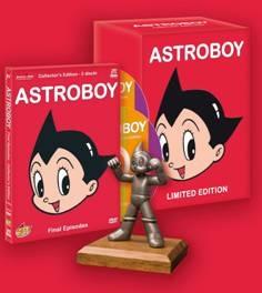 La Copertina Di Astroboy Limited Edition Dvd 95617