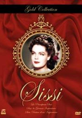 La Copertina Di Sissi Gold Collection Dvd 95692