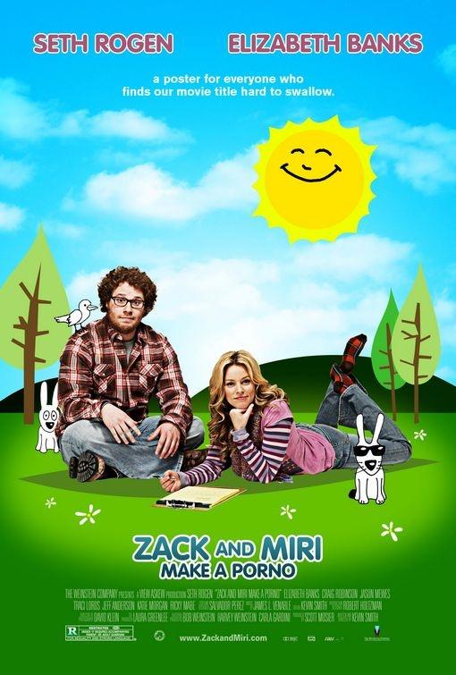 Nuovo Esilarante Poster Per Il Film Zach And Miri Make A Porno Che Ironizza Sulle Polemiche Scatenate Usa Dal Titolo Del Film 95573
