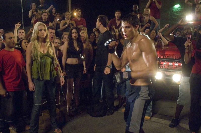 Sean Faris E Jake Tyler Nel Film Never Back Down 95674
