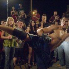 Sean Faris in un'immagine del film Never Back Down