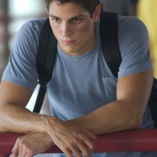 Sean Faris in una scena del film Never Back Down